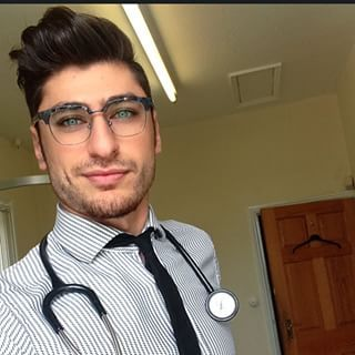 Dr. Ralph   Community Post: 10 Ridiculously Hot Doctors Guaranteed To Give You A Fever