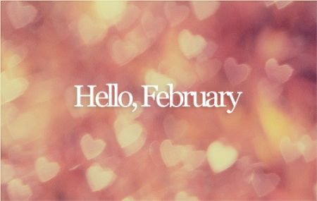 images of welcome february | Welcome February...
