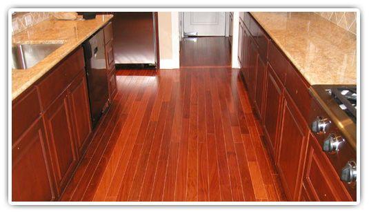 Photo Gallery - Santos Mahogany (Cabriuva) - Brazilian Direct - Offering Brazilian Cherry Flooring, also Santos Mahogany, BrazilianTeak, and other Exotic Hardwood Floors and Accessories