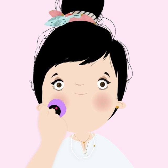 { Bom diaaa!!! Antes de ir para o trabalho tem que dar aquele UP na face, né? Ontem, ganhei de presente um blush da @quemdisseberenice! Ameiii! Agora minhas bochechas estão mais coradas! Viva a maquiagem! ✨✨. - # #maquiagem #makeup #quemdisseberenice #blush #love #happy #monday #segunda #beauty