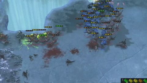Starcraft's Facebook page posted this absolutely disgusting gif #games #Starcraft #Starcraft2 #SC2 #gamingnews #blizzard