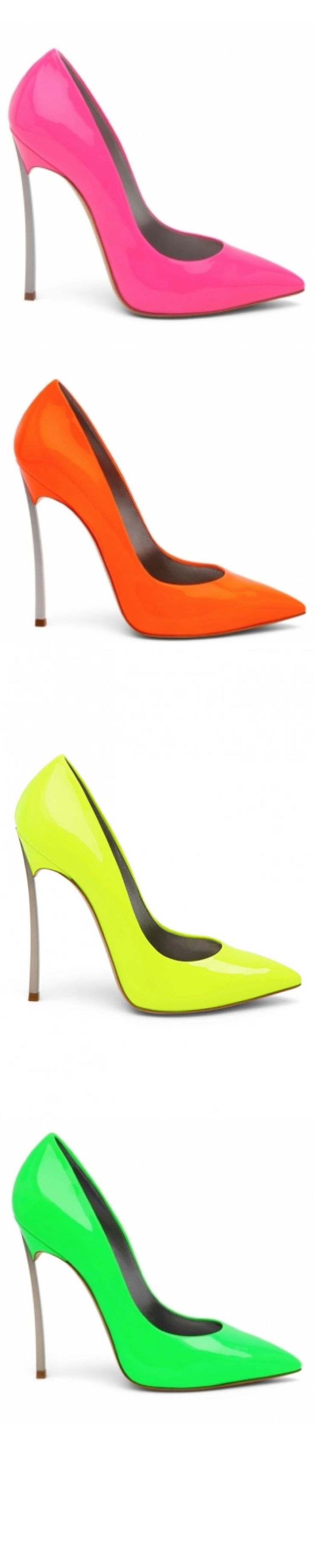 Ok im sorry but what is up with these heels? These look super weird and uncomfortable ! Why would anybody wear them?