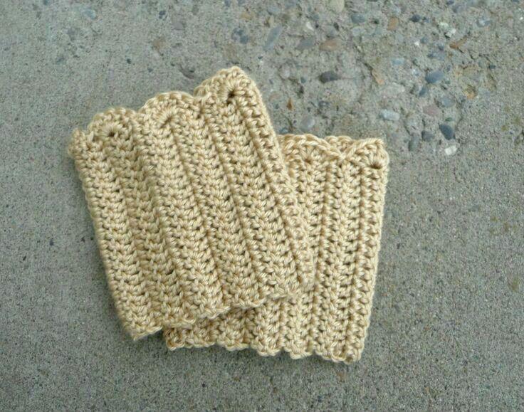 414 best Boot Cuffs Love images on Pinterest   Crochet boot cuffs ...