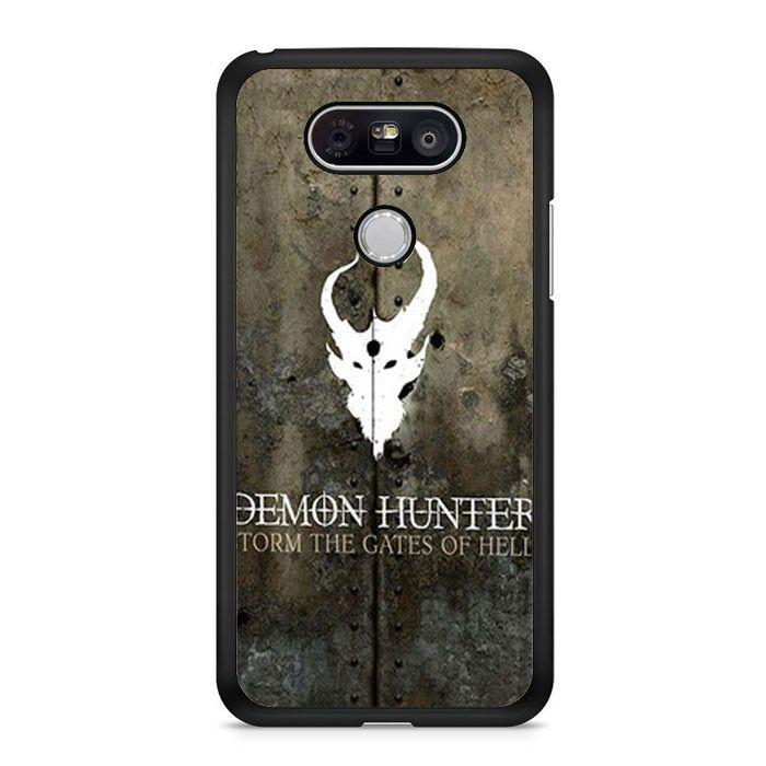 Demon Hunter Logo LG G6 Case Dewantary