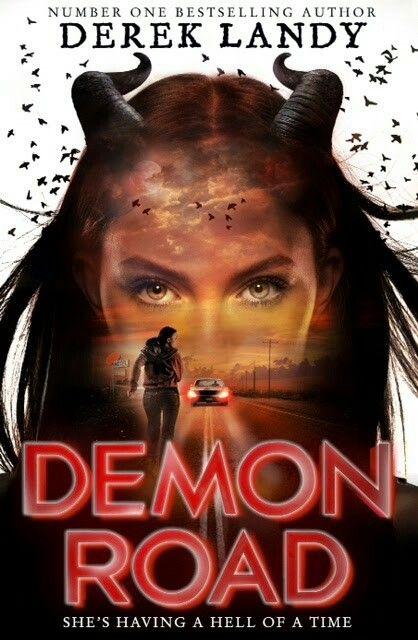 Demon Road: Derek Landy August 27, 2015 AHHHHHHHHHHHHHHHHHHHHHHHHHHHHHHHHH