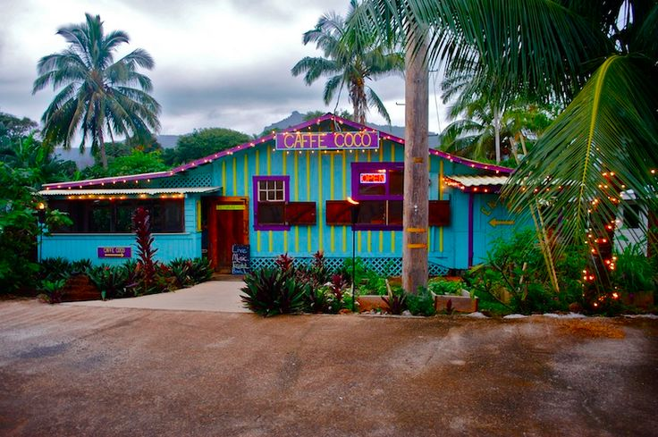 This rustic dining experience along the Coconut Coast has a menu for everyone