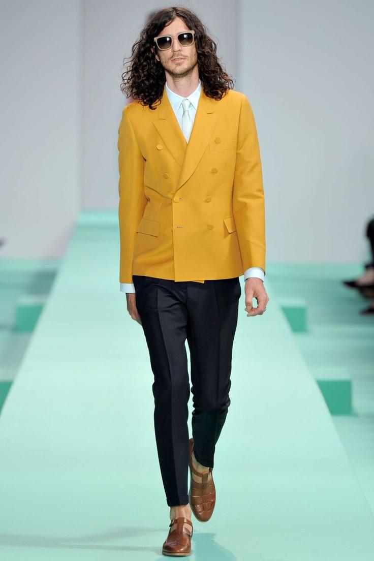 Edouard Plongeon for Paul Smith - *PARIS* Spring/Summer 2013