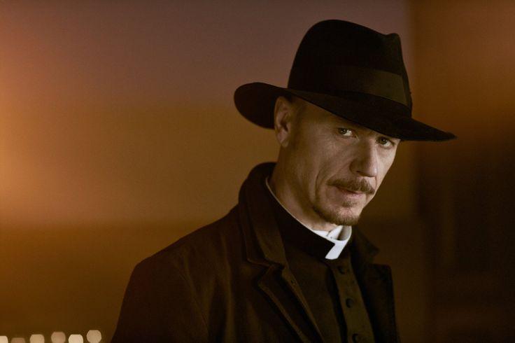 Ben Daniels in The Exorcist (2016) TV Series