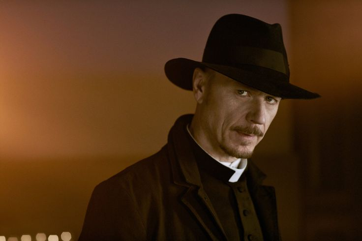Ben Daniels in The Exorcist (2016) TV Series