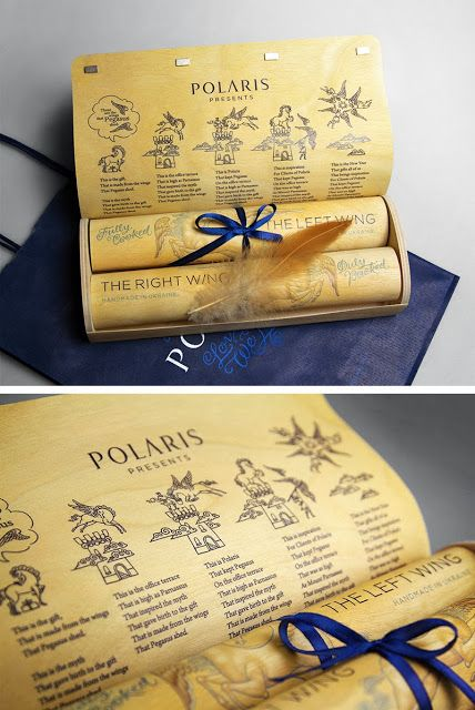 Pegasus Wings (dry sausages packaging) on Packaging of the World - Creative Package Design Gallery
