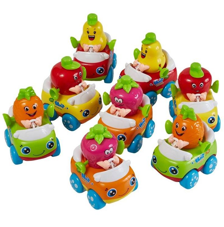 Игрушка Huile Toys Машинка Тутти-Фрутти  Цена: 51 UAH  Артикул: 356A   Подробнее о товаре на нашем сайте: https://prokids.pro/catalog/igrushki/igrushki_dlya_malchikov/avto_moto_tekhnika/igrushka_huile_toys_mashinka_tutti_frutti/