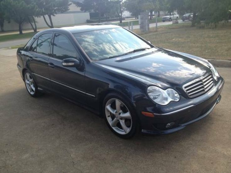 15 best mercedes c230 kompressor images on pinterest for Used 2005 mercedes benz