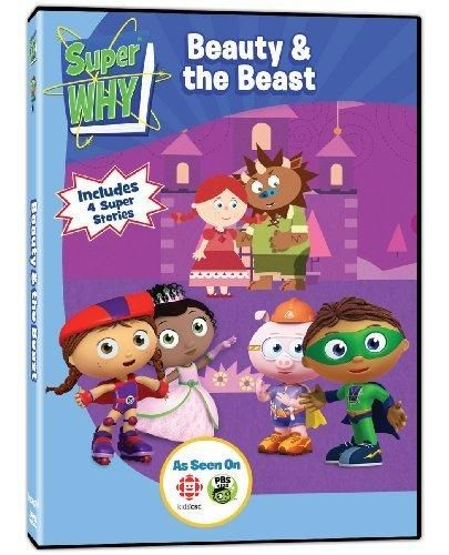 Super Why!: Beauty & The Beast