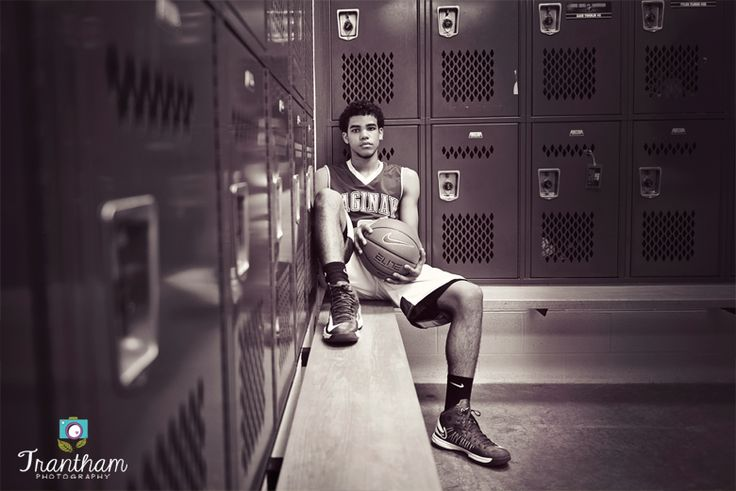 Senior Boy basketball pictures