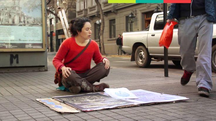 """Como no dejar de amar al discriminado, como no ponerse en su lugar.   Recomiendo documental """"Soy Chile Soy Diversa"""""""