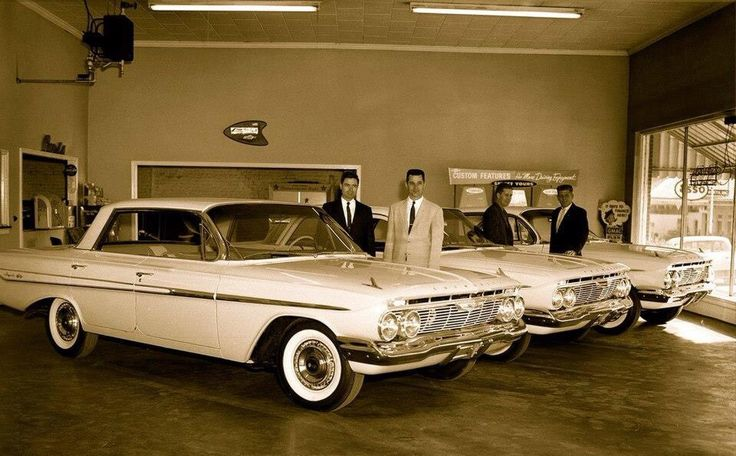 '60 Chevy Dealership
