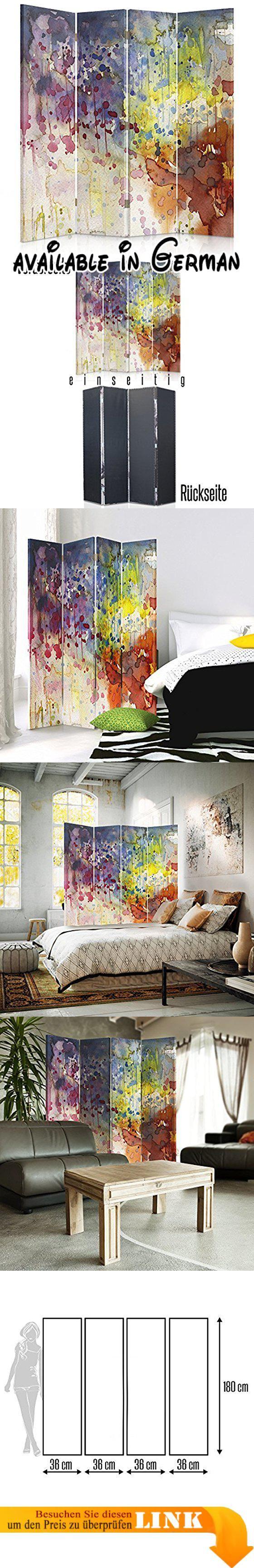 B01LZNRZMA Feeby Frames Raumteiler Gedruckten auf Canvas Leinwand Wandschirme dekorative Trennwand Paravent einseitig 4