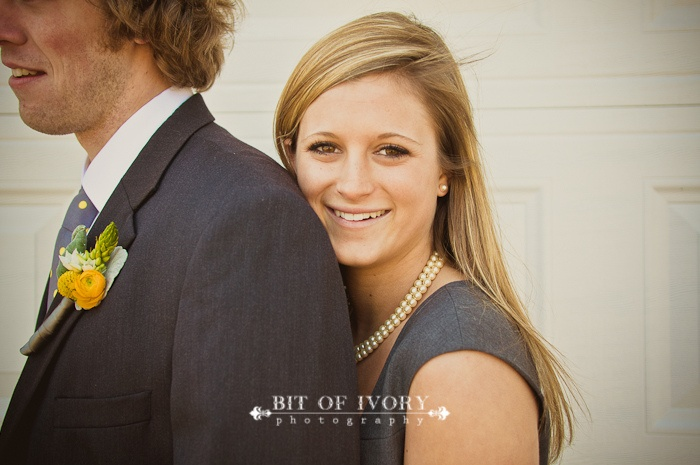 Yellow and gray wedding (Orchestrated Stylized Shoots)Gray Wedding