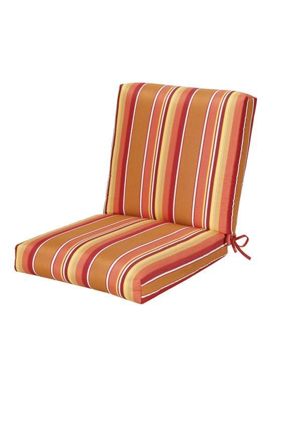 275 & Replacement Outdoor Cushions | Chair Replacement Cushions ...