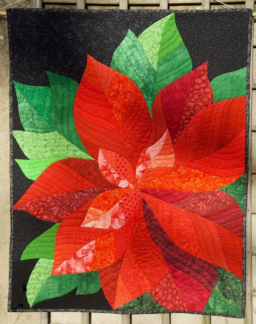 Quilt Art by Olena Pugachova: It's Beginning to Look a Lot Like ...