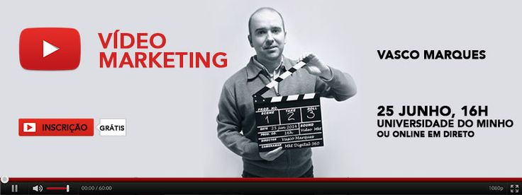 Vídeo Marketing na Universidade do Minho
