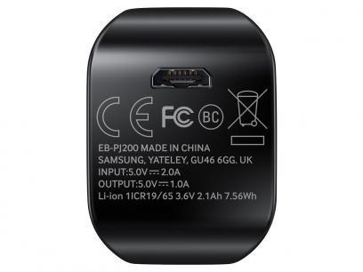 Carregador Portátil para Celular GPS iPad iPhone - iPod Samsung EB-PJ200BBPGBR com as melhores condições você encontra no Magazine Maravilhasonline. Confira!