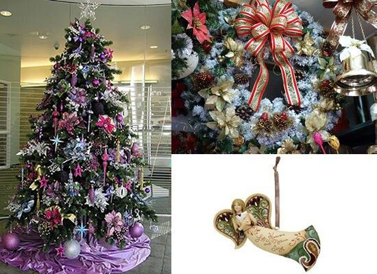 8 best images about ideas para navidad on pinterest home design christmas trees and home - Ideas decoracion navidad ...