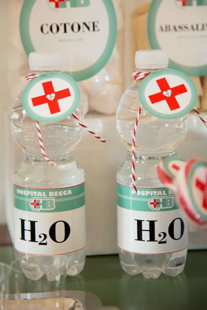 Doctor party Birthday Party Ideas | Photo 3 of 106