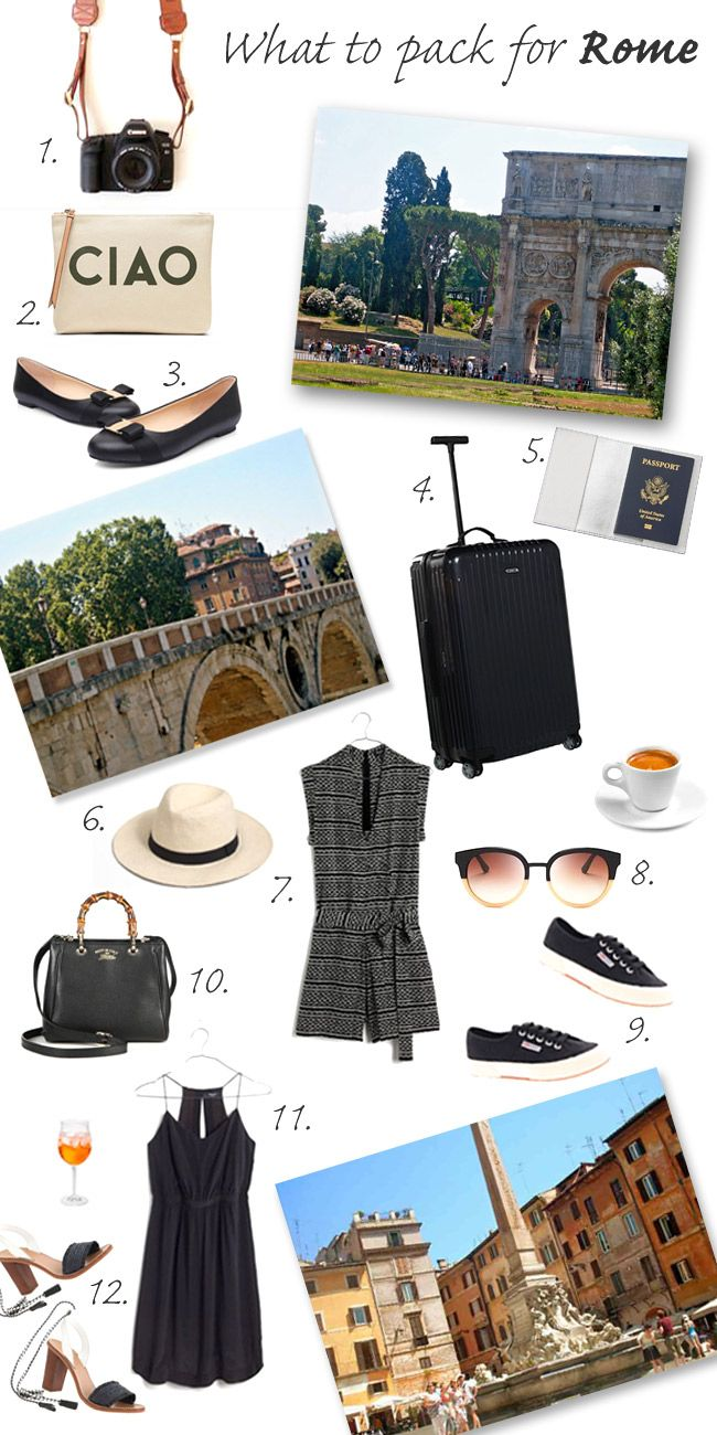 rome-what-to-pack