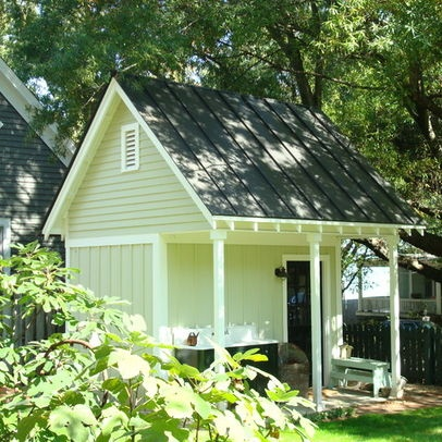 Shed Garden Design Ideas, Pictures, Remodel, and Decor - page 13