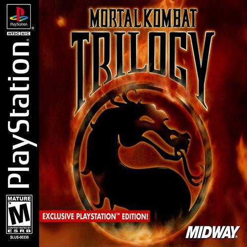 Complete Mortal Kombat Trilogy - PS1 Game
