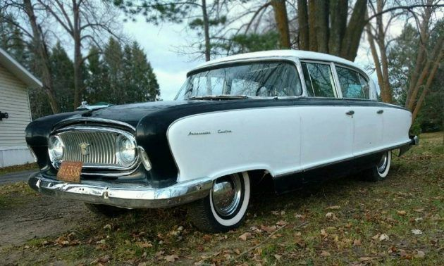 1241 best images about nash and rambler cars by kent on for Red barn motors austin