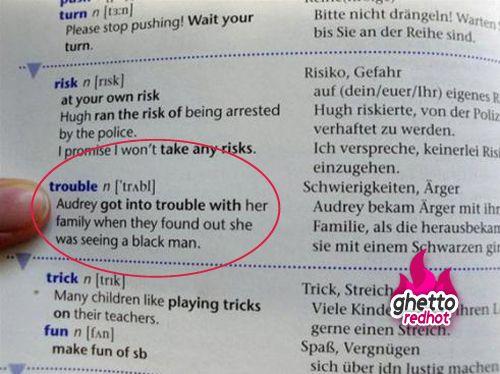 Dictionary fail