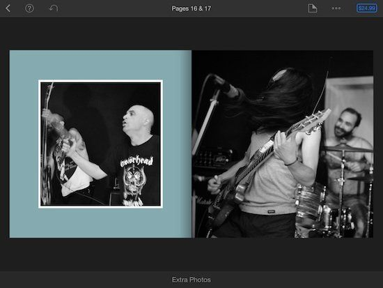 iphoto photo books review