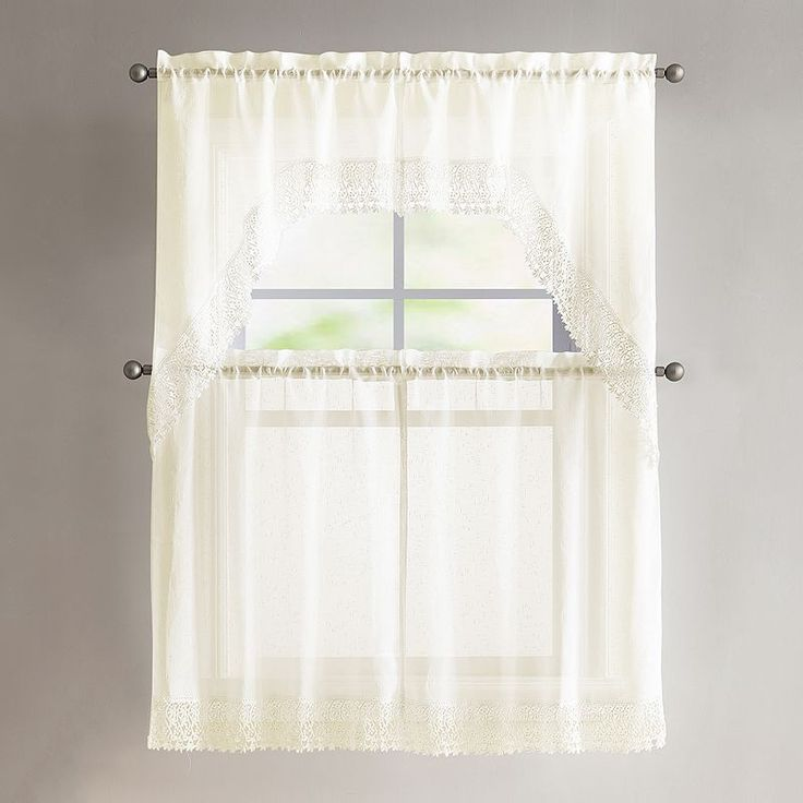 25+ Best Ideas About Kitchen Curtain Sets On Pinterest