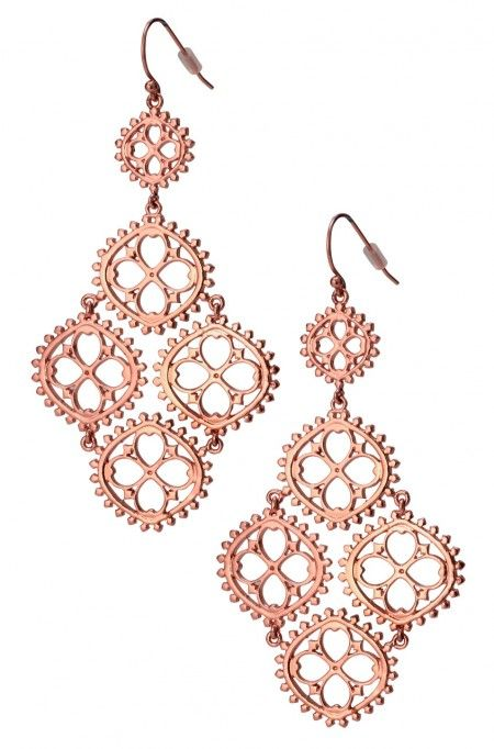All about rose gold your answer for instant glamor for Stella and dot jewelry wholesale
