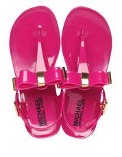 Roze Michael Kors kinderschoenen Jelly Lane sandalen