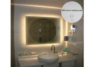Heated Bathroom Mirrors Kit