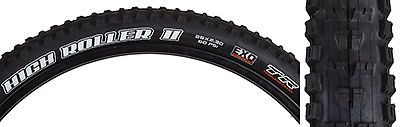 Other Bike Components and Parts 57267: Maxxis Tires Max Highroller Ii 26X2.3 Bk Fold/60 Dc/Exo/Tr BUY IT NOW ONLY: $48.0