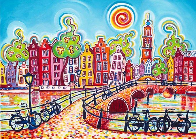 Afbeeldingsresultaat voor schilderijen amsterdam