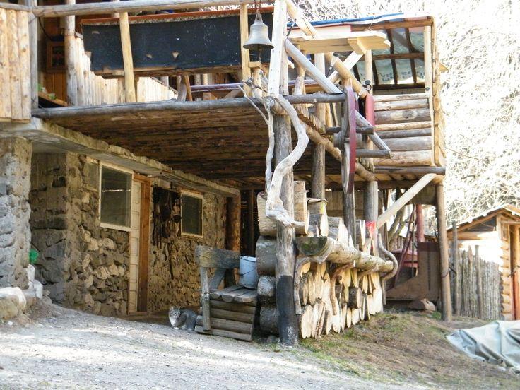 Buila Mountains / Cheia House