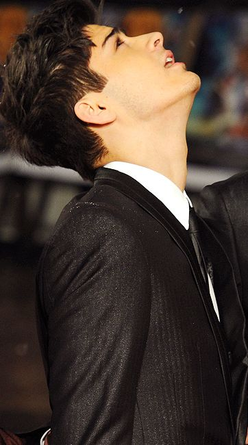 Zayn Malik,the best and cutest sweetheart in the world.....            And my first and last boyfriend<3
