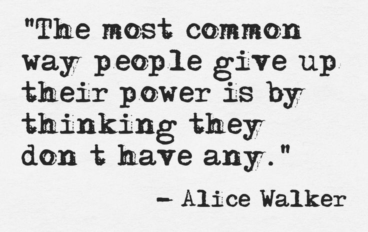 Alice Walker is literal perfection.