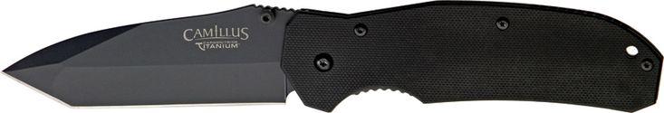 Camillus 8.25 Ti Folding Knife knives CM18672 - $63.91 #Knives #Camillus