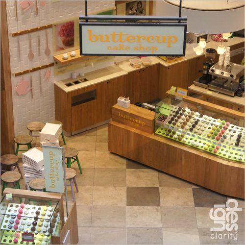 Buttercup Cake Shop | Design Clarity