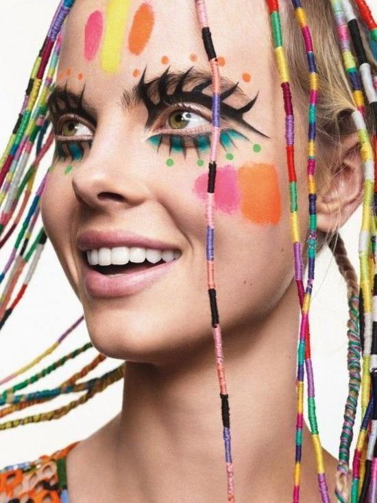 maquiagem+para+o+carnaval+2014+rio+de+janeiro