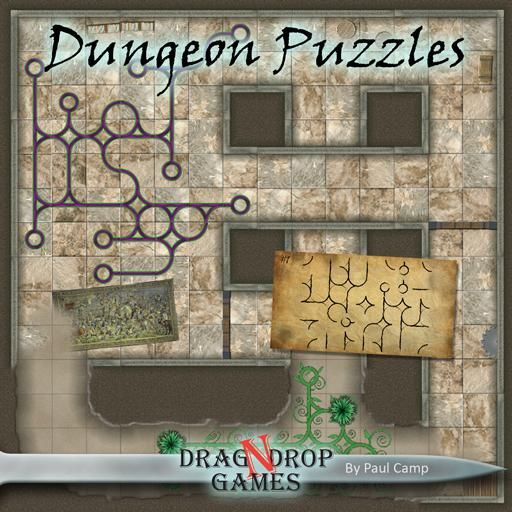 Dungeon Puzzles   Roll20 Marketplace: Digital goods for ...