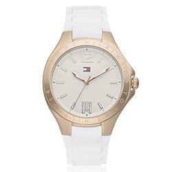 Relógio Tommy Hilfiger Silicone Branco Feminino - 1781383