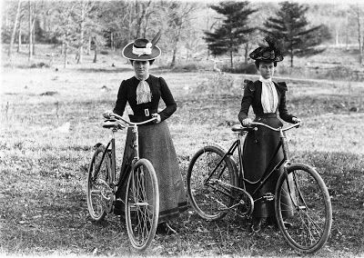 Grems-Doolittle Library Collections Blog: The Heyday of Bicycles in Schenectady, 1890-1910