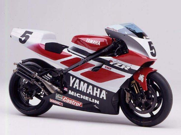 YAMAHA YZR500 1998